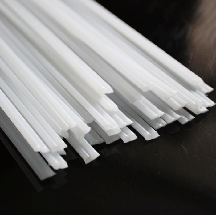 STARPAD For White pp plastic welding PVC plastic rod hardware tools car bumpers 100 * 5MM Repair parts, versatility