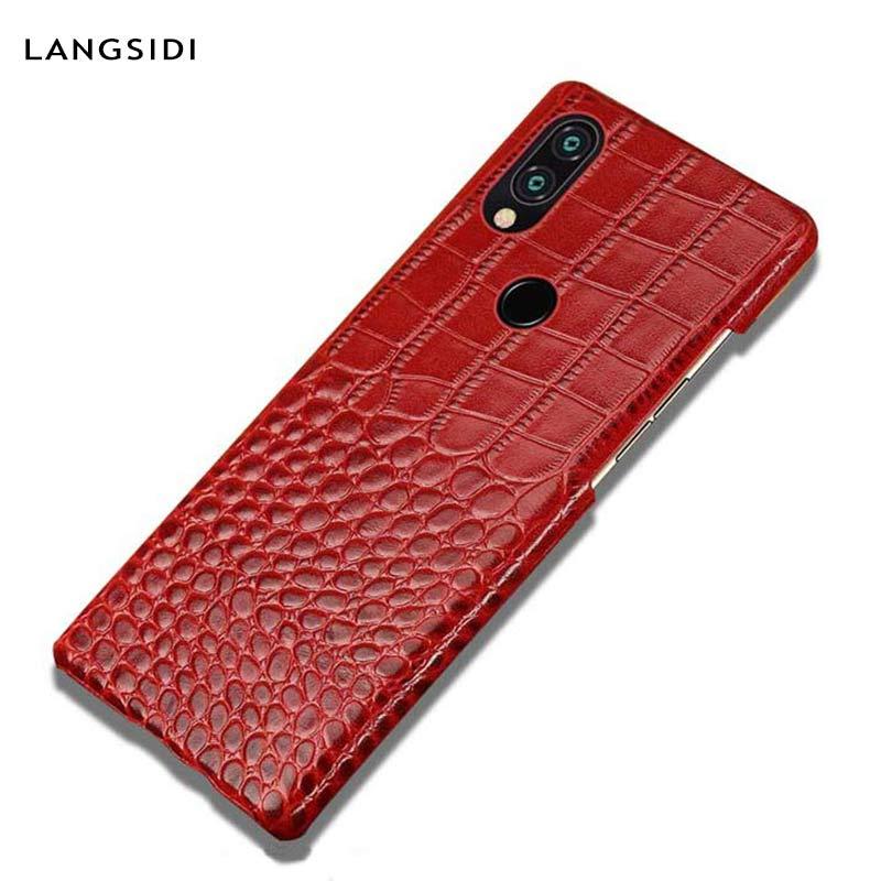 Genuine Phone case Couro Para Huawei p 2019 inteligente P30 P20 Lite Pro Companheiro 30 20 Y9 Y7 Coberturas de luxo para Honra 8X10 V20 20 Pro 9x