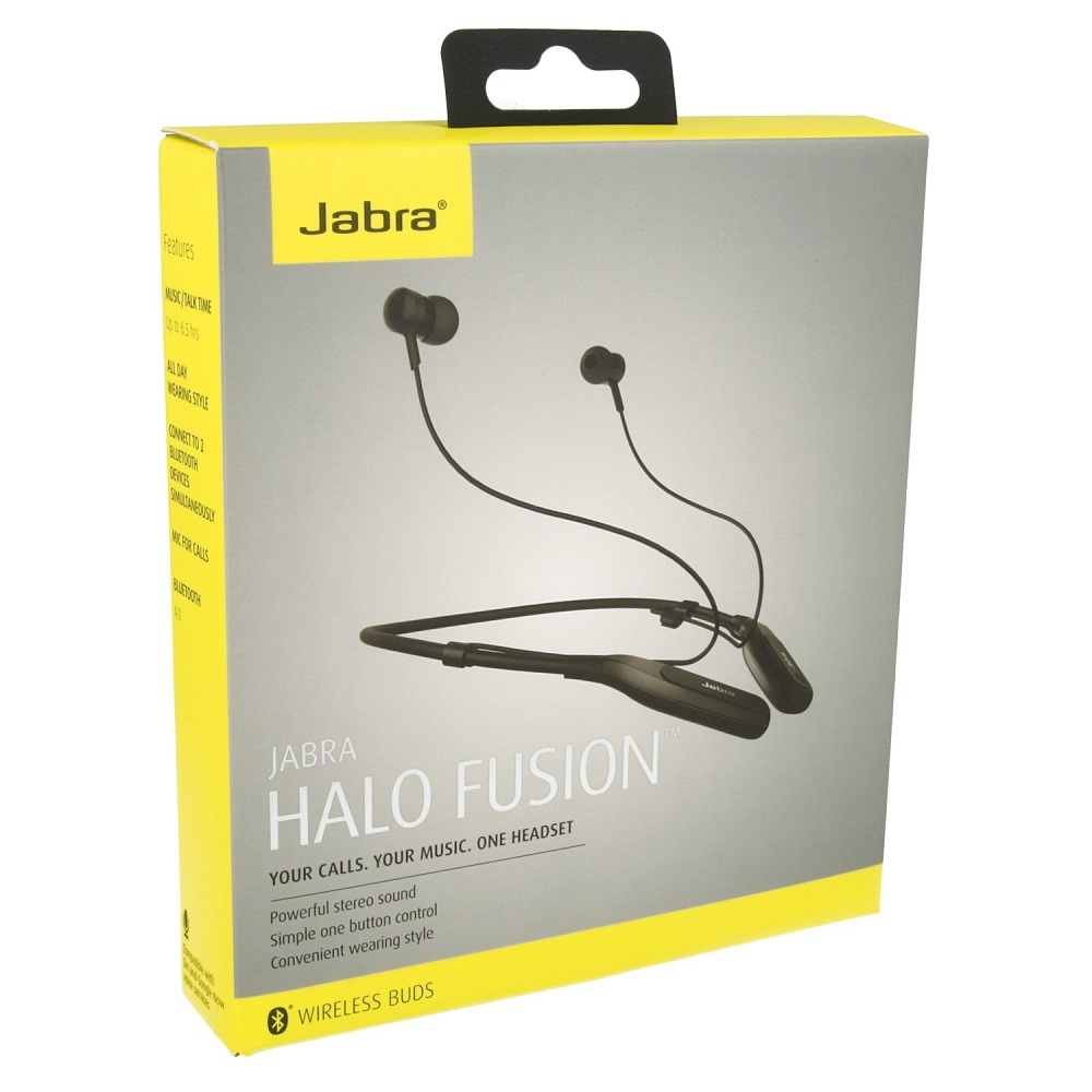 2ab898710d8 Jabra HALO FUSION Wireless Bluetooth stereo in ear Headset Earphone Hands  free From official distributor A&DD Company Russia-in Earphones & Headphones  from ...