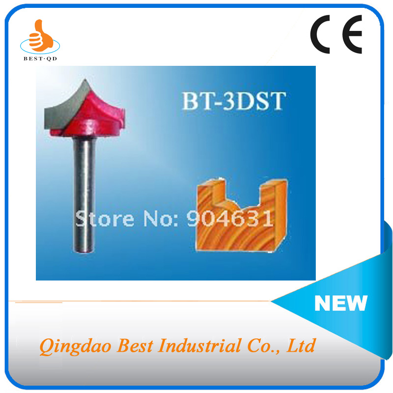BT-3DST-6.0X22 3D Single Radian Cutter Applied for Engraving Acrylic PVC MDF Plywood OSB (oriented strand board) etc