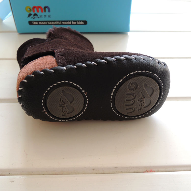 2017-Winter-OMN-Baby-Boots-Genuine-Leather-Baby-Shoes-Worm-Fleece-Infant-Kids-Booties-Indoor-Snow-boots-3