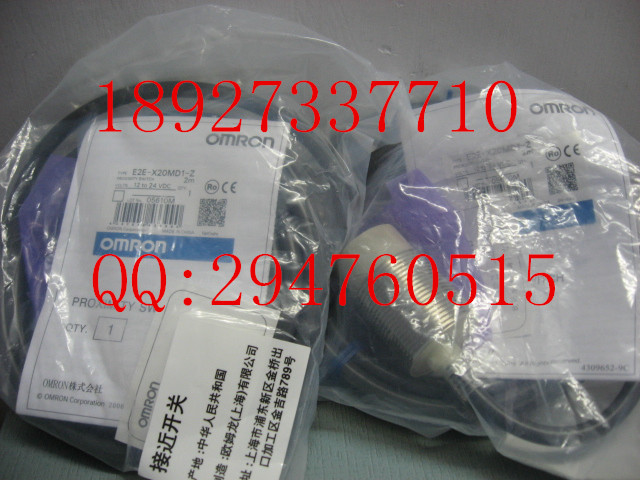 [ZOB] 100% new original OMRON Omron proximity switch E2E-X20MD1-Z 2M factory outlets [zob] 100% new original omron omron proximity switch tl w3mc2 2m 2pcs lot