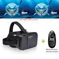 """BOBOVR Z2 Настоящий Мобильный Кино 3D VR Виртуальная Реальность, Монтируемый в Головке Шлем Картон для 4 ~ 6 """"Смарт телефон + Bluetooth Контроллер"""