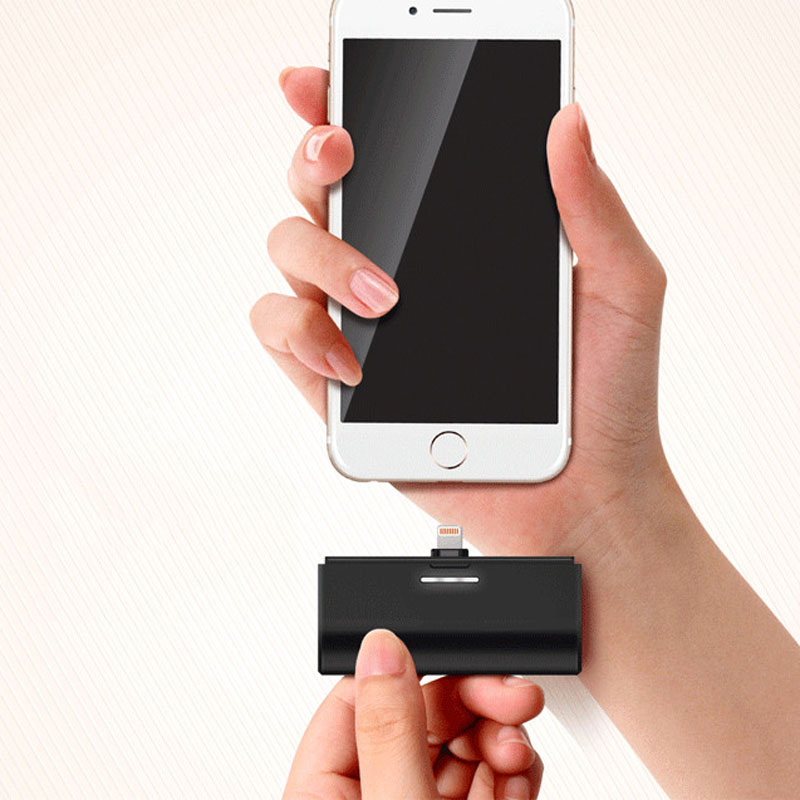 GOESTIME Mini Portable Mobile Phone Power Bank For iPhone