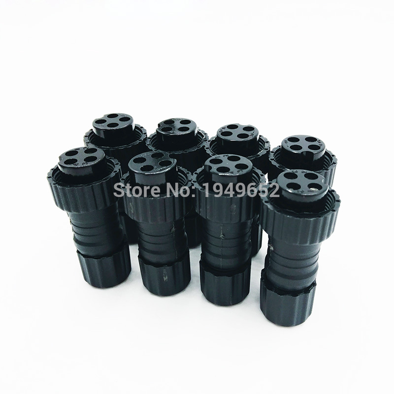 Aviation Connector GX16 M16 Waterproof Female Plug 2pin3pin4pin5pin6pin7pin8pin9pin10pin IP65