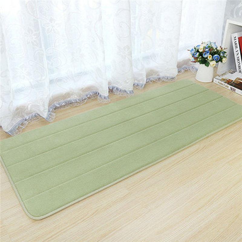 Machine Washable Bedroom Floor Pad Pad Kitchen Bath Rug Mat Mat Door Carpet Doormat Balcony