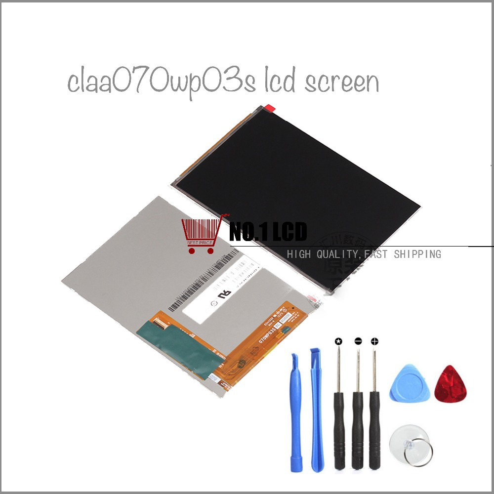 ФОТО 7 inch CLAA070WP03 070WP03S HV070WX2 1280*800 LCD Display For Ainol NOVO7 VENUS