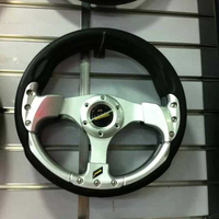 13 inch /33cm racing off road steering wheel Car steering wheel Imitation car modification for renault sport for pathfinder r51