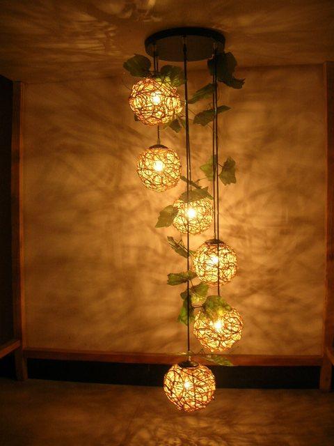 أجمل صور اباجورات للمنزل وغرف النوم Beautiful lanterns and chandeliers