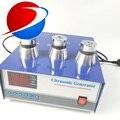 Ультразвуковой преобразователь электропитания для очистки промышленных частей медицинских инструментов 40 кГц 3000 Вт Мощный ультразвуково...