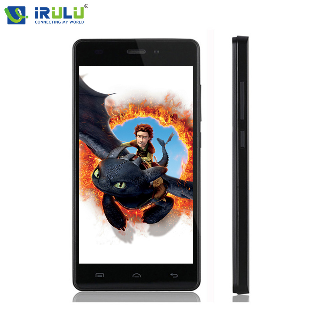 iRULU Doogee X5 Pro 5 0 HD 1280 720 Android 5 1 Mobile Phone MTK6735 LTE