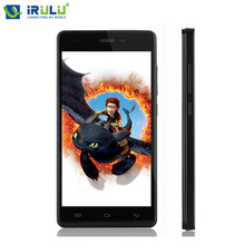 "IRULU Doogee X5 Pro 5.0 ""HD 1280*720 Android 5.1 Mobile Téléphone MTK6735 LTE 4G Double Sim 2 GB RAM 16G ROM 8.0MP GPS Smartphone"