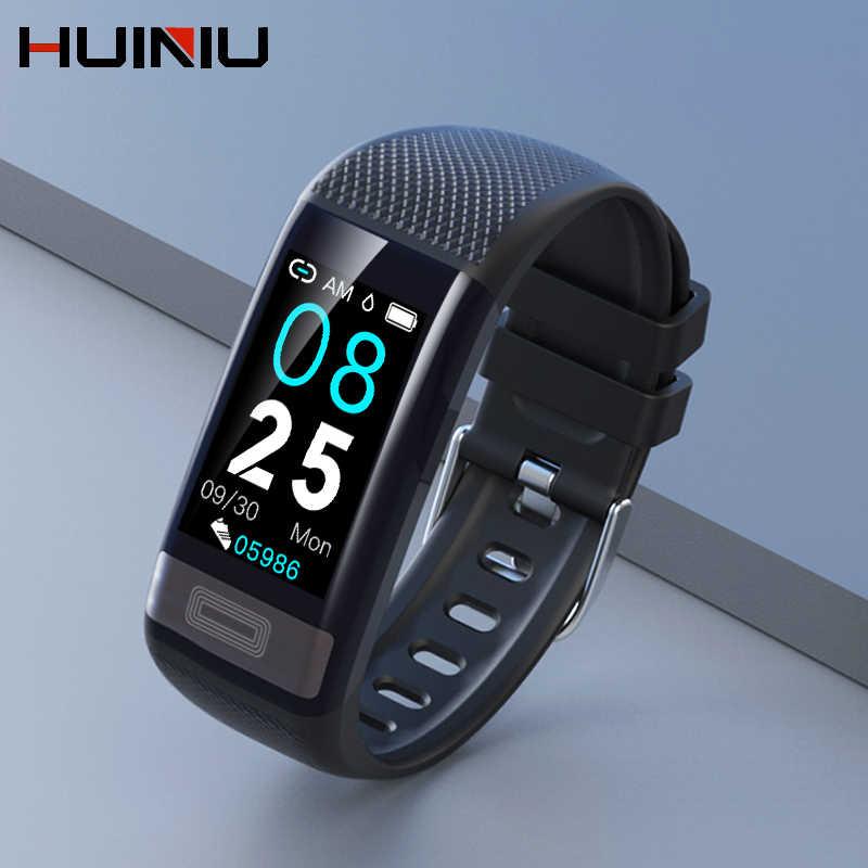 2019 смарт-браслет, трекер активности, водонепроницаемый фитнес-трекер для женщин и мужчин, Смарт-часы, шагомер, Смарт-часы