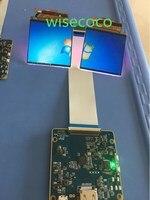1440 дюймов 1440X2,9 TFT двойной экран ЖК дисплей MIPI интерфейс управление доска для 3D VR очки гарнитура