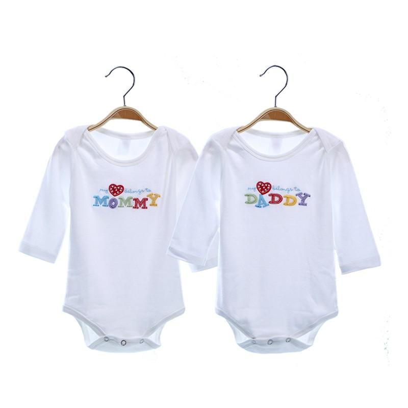 Newborn Baby Girl Long & Short Sleeve Rompers