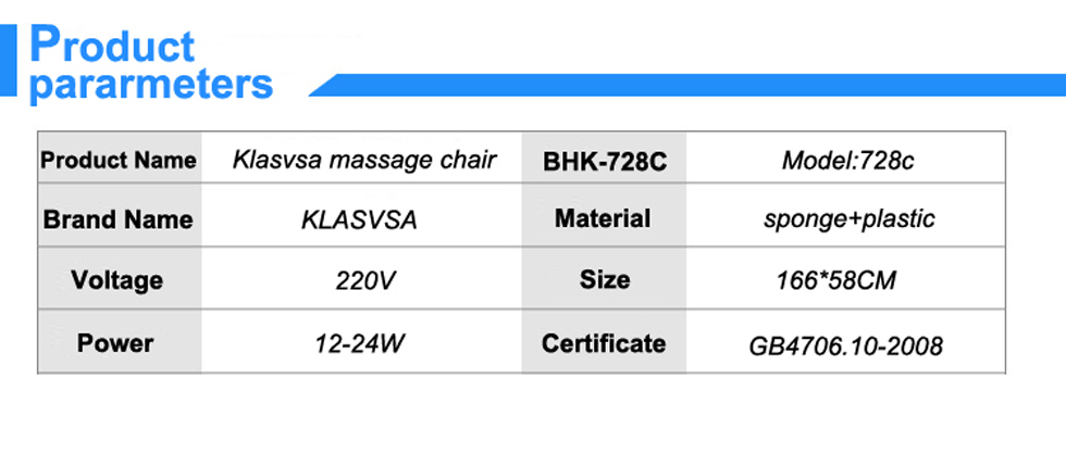 KLASVSA Electric Vibrator Massager Mattress Far-Infrared Heating Therapy Neck Back Massage Relaxation Bed Vibrador Health Care 6
