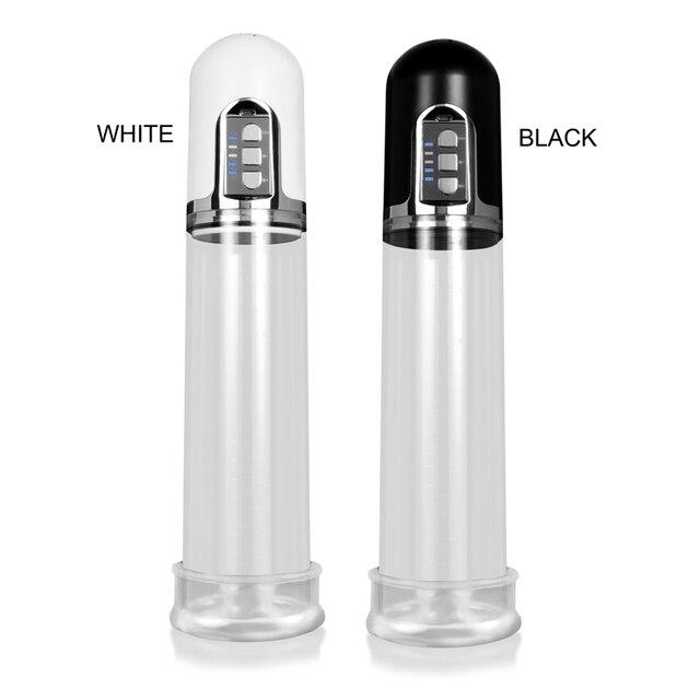 Eléctrico automático extensor de pene de hombre masturbador Multi Multi Multi función del pene de la ampliación la sensación de la piel, Juguetes sexuales para hombres eca095
