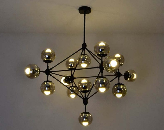 Led Lampen Industrie : Freies led lampe industrie glas deckenleuchten modo aussetzung led
