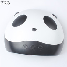 2018 NEW Led Lamp Nail Dryer 12leds 36W/24W For Gels Polish Tools USB Line or DC 5V Adapter Non-Harm To Eyes UV