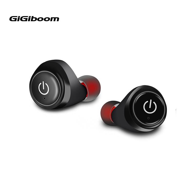 Sport TWS True Wireless Stereo Bluetooth Earbuds Headset Mini Twins Wireless Bluetooth Earphone Headset Handfree Headphones