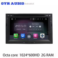 Android 6.0 Octa core Auto dvd gps Für Peugeot 3008 5008 Partner Berlingo mit 2G Ram 1024*600 navi Stereo atuo WIFI 4G canbus