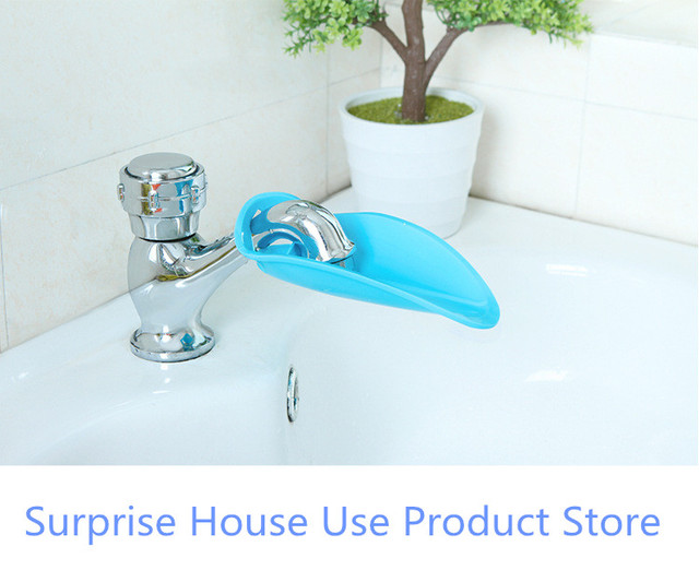 kitchen bathroom accessories faucet extender children's creativity