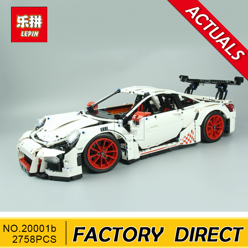 Lepin 20001&20001B technic series Race Car Model Building Kits Blocks Bricks Compatible 42056 Boys Gift Educational Toys насос скважинный prorab 8799 bp 65