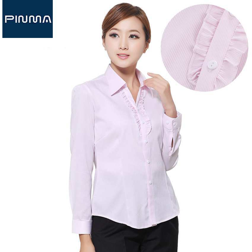 Online Get Cheap Pink Womens Work Shirts -Aliexpress.com | Alibaba ...