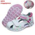 Новое прибытие Прекрасный 1 Пара дети Детские Сандалии, Мода лето Дети Девушка обувь, Супер качество арка поддержка обуви