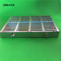 Dental Instrument Cassette 20 Instruments On Sale