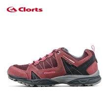 Clorts Women's Outdoor Trekking Hiking Shoes Sneakers For Woman Outdoor Shoes Waterproof Sports Climbing Mountain Trekking Shoes