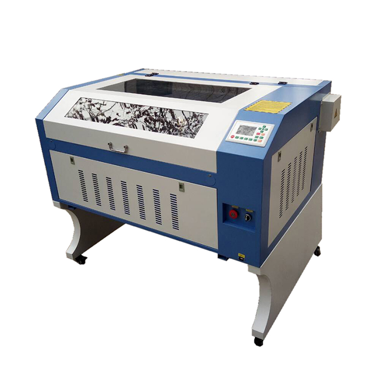 80 W sistema de Ruida Laser gravadora TS6090 600*900mm com EFR tubo Do Laser|Roteadores de madeira| |  -