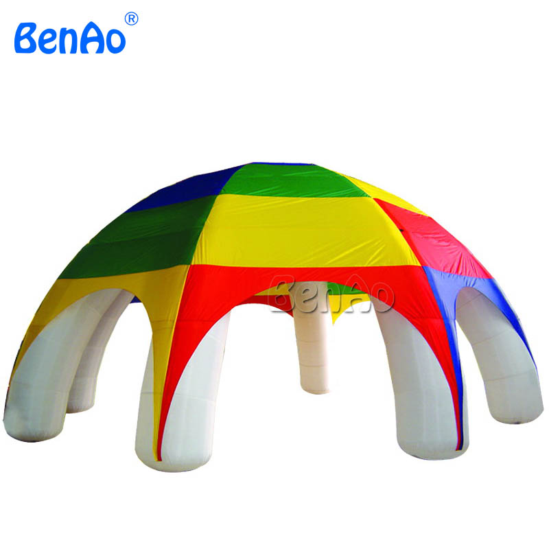 T051 Inflatable rainbow Tent Best Inflatable Dome Tent Outdoor Events Advertising Exhibition Inflatable Tents,Inflatable tent free shipping inflatable garage tent inflatable building storage inflatable car exhibition display advertising tent