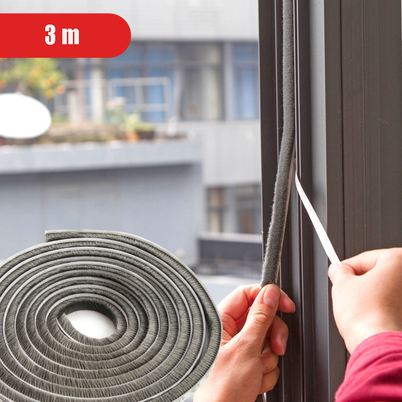 3m Self Adhesive Weatherstrip Window Door Sealing Strip