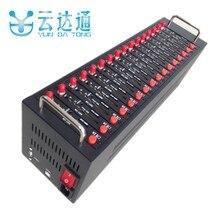 Смс модем Q2303 16 Портов GSM SMS Модемный Пул GPRS Модем для Wavecom Модуль USB At-команд