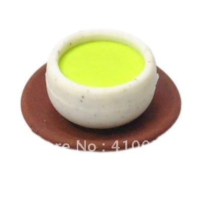 Чай дизайн чашки Ластики смешанный стиль с корейский модные Ластики Чай ученые школьные принадлежности Ластики с 20 шт. в много