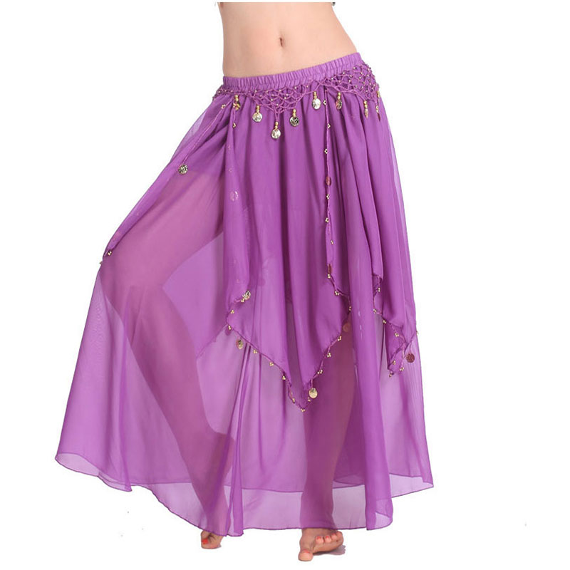 Egypt Bollywood 9 Colors Belly Dancing Skirts Swing Skirt Belly Dance Costumes Professional Costume India Bellydance
