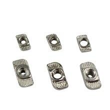 CNC 3D Printer Accessories 20/30 European Standard Aluminum Profile M3/M4/M5 Carbon Steel T Nut