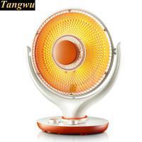 Calentador de escritorio en casa  oficina  agitó su cabeza  calentador silencioso KaoHuoLu  calentador eléctrico de sincronización|electric heater|heaters home|heater heater -