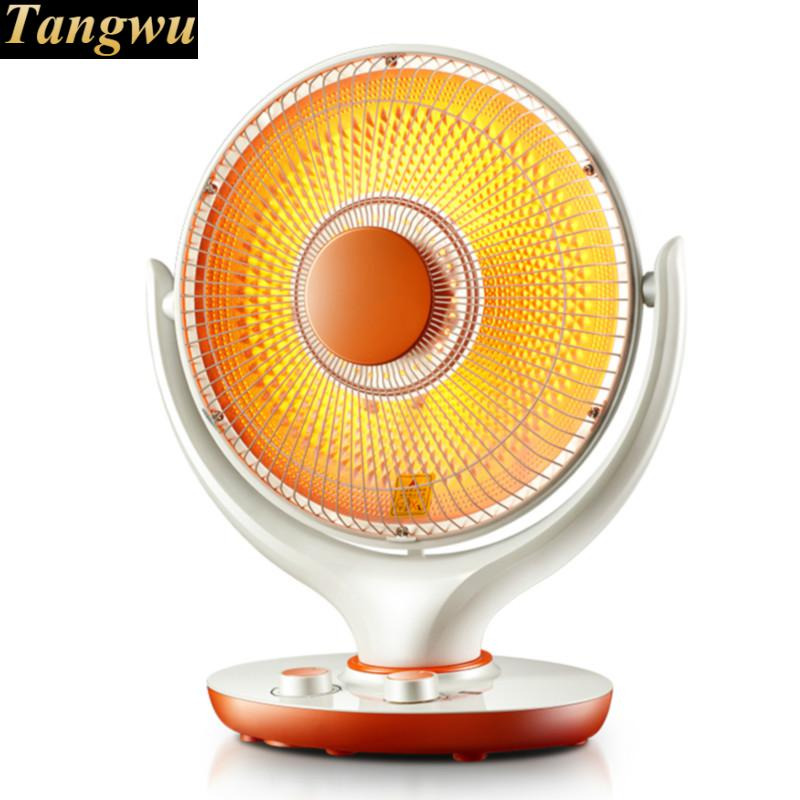 цены на Heater home desktop office shook his head KaoHuoLu mute heater's timing electrical heater