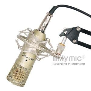 Image 2 - I 1コンデンサーマイク!! 34ミリメートルゴールドダイヤフラムカプセル!! プロのコンデンサマイク金属録音