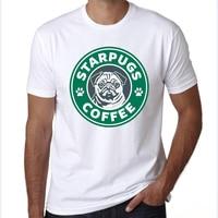Tshirt Stars Very Cool Obey The Pit Bull T Shirt Men Short Sleeve Funny Cartoon Pug