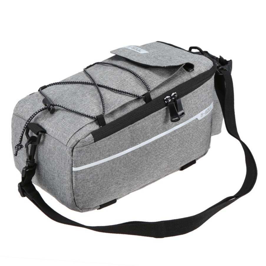 B-SOUL Insulated Trunk Cooler Bag Cycling Bicycle Rear Rack Storage Luggage Bag