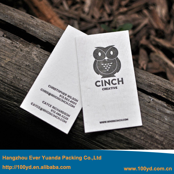 2016 stylish simple designer special paper custom business cards 2016 stylish simple designer special paper custom business cards cmyk print owl pattern high resoulution white name card 600gsm in business cards from colourmoves