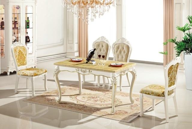 Tavolo Da Pranzo In Francese : Cam sehpalar promozione limitata no mobili in legno eettafel