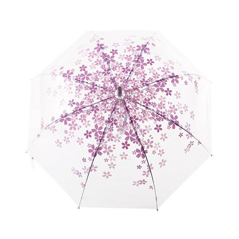 20d6702bc9d06 Detail Feedback Questions about Beautiful Cherry Umbrella Romantic Transparent  Umbrella Fresh Cherry Paraugas Women Girl Gift Decorative Clear Umbrellas  ...