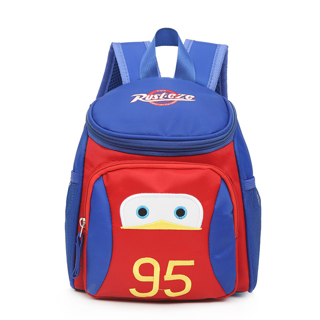 Disney Children's Backpack Cute mickey mouse Minnie Baby Kindergarten Bag 1-3 Years Boys and Girls Spiderman Superman gifts