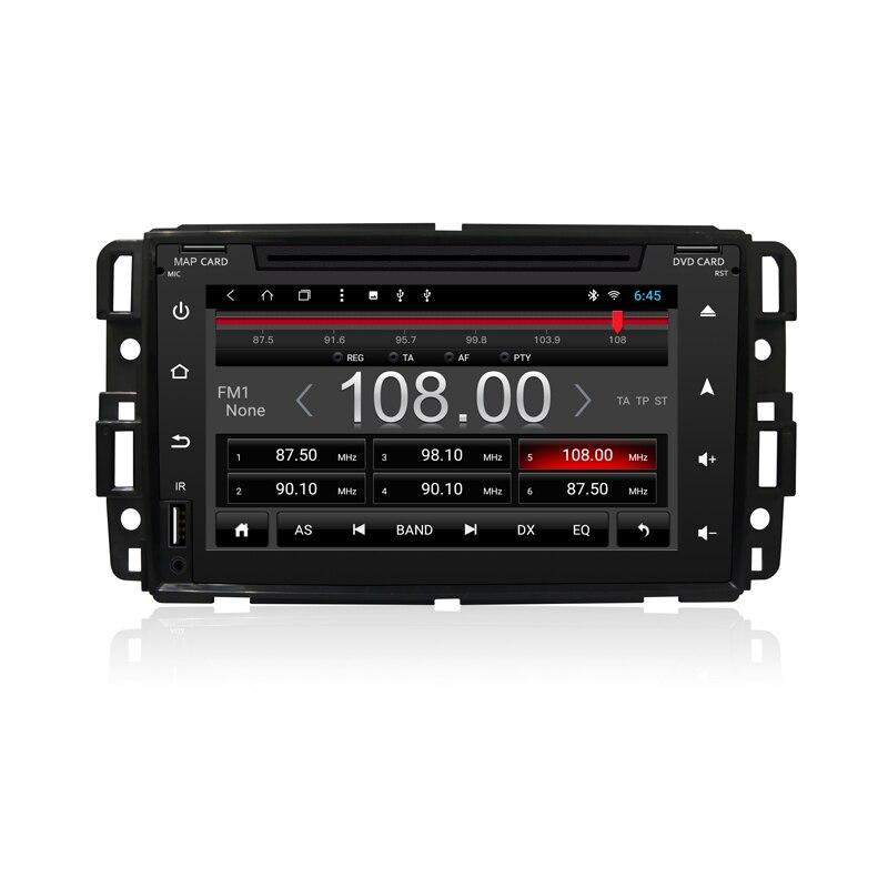 7121 car gps GMC radio