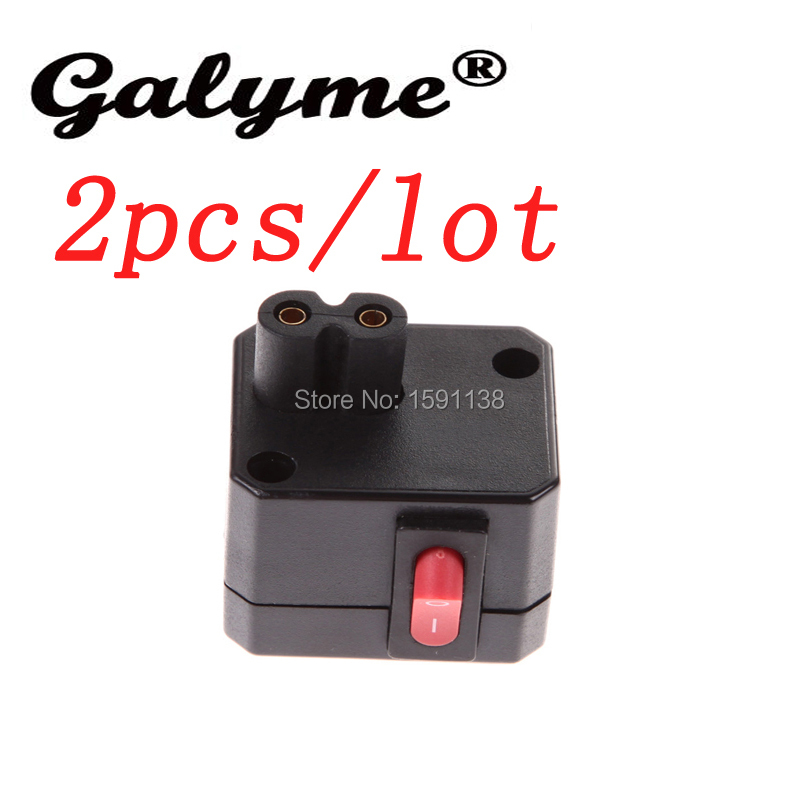 US $13 7 |2pcs/lot High Quality Power On Off Switch Power Adapter Fit For  PS3 Slim Video Games G Switch Off Switch Adapter Repair Parts-in  Replacement