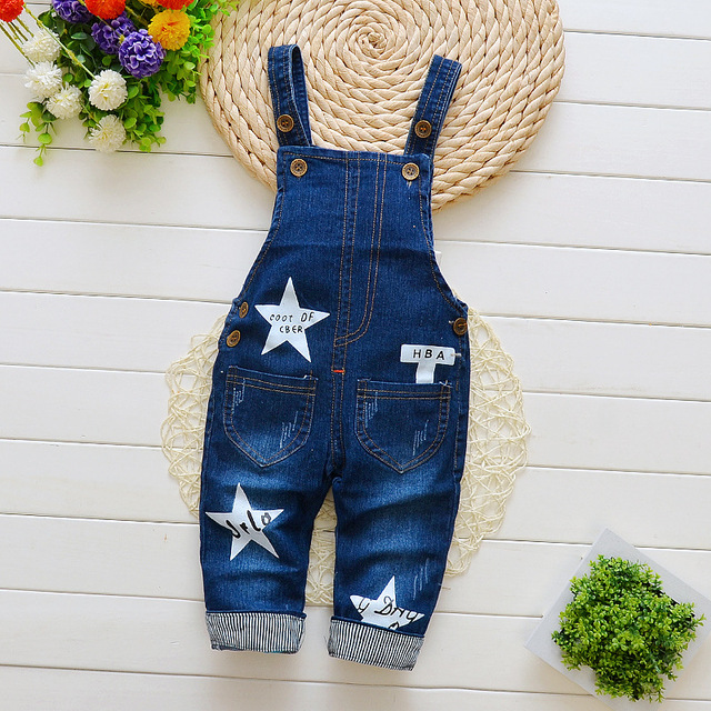 Fashion Cartoon Print Cotton Pants for Baby Girls 2